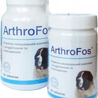 Dolfos ArthroFos - витаминно-минеральный комплекс АртроФос с хондроитином и глюкозамином (139-90) 90 таб