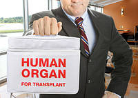 Коробка для ланча бутербродов пива напитков Трансплантация человеческих органов, фото 1