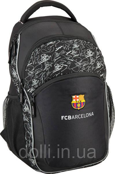b09c371b3355 Рюкзак школьный ортопедический подростковый Kite FC Barcelona BC15-815L -  Интернет магазин Dolli в Киеве