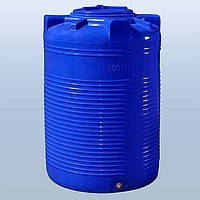 Емкости для воды вертикальные двухслойные 500 литров R