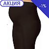 Шортики-бандаж для вагітних Futura mamma арт.721, 7-9 місяць, чорний
