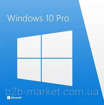 Операційна система Windows 10 Професійна 64-bit Український на 1ПК (OEM версія для збирачів) (FQC-08978)
