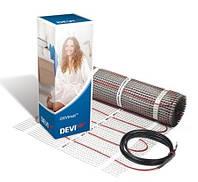 Нагревательный мат 2,5м2 0.5*5м 343Вт DTIR-150 Devi для теплого пола