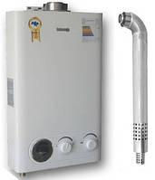 Турбированная газовая колонка Selena SWH-20-SE3