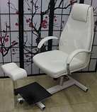 """Крісло для педикюру """"Араміс"""" на стелажі, фото 5"""