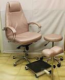 """Крісло для педикюру """"Араміс"""" на стелажі, фото 6"""