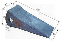 Коронка экскаваторная (207-70-14151)