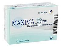 Контактные линзы на 3 месяца Maxima 38 FW