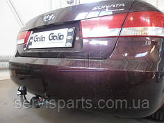 Фаркоп Hyundai Sonata NF 2005-2011 (Хундай Соната NF)