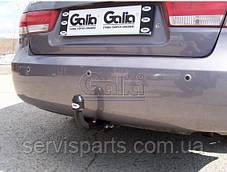 Фаркоп Hyundai Sonata NF 2005-2011 (Хундай Соната NF), фото 2