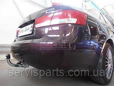 Фаркоп Hyundai Sonata NF 2005-2011 (Хундай Соната NF), фото 3
