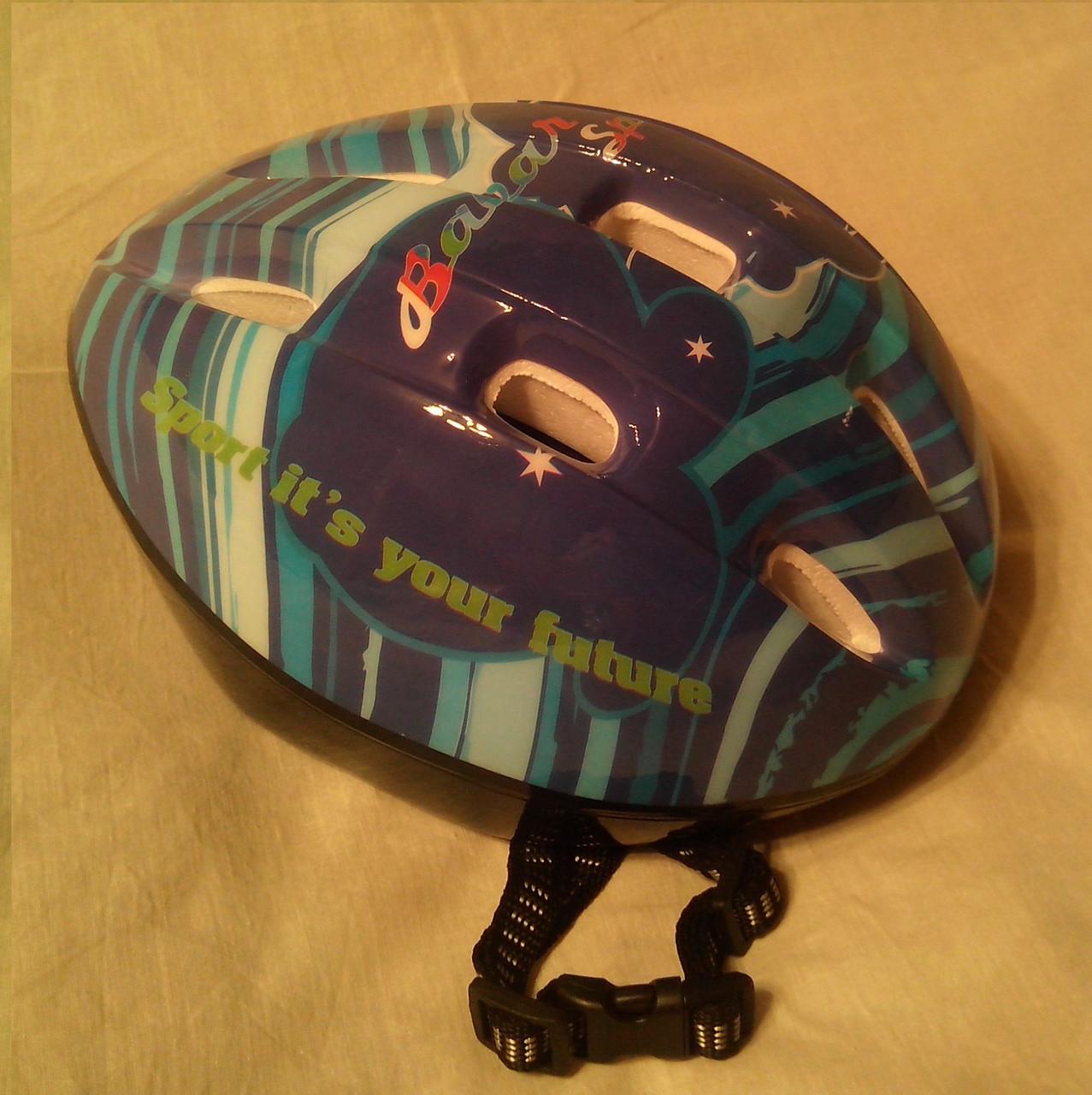Шлем детский Синий (2T6008)
