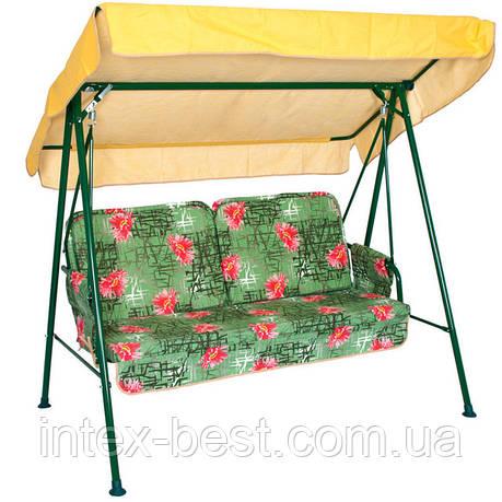 Садовые качели Hippy (205х140х195 см.), фото 2