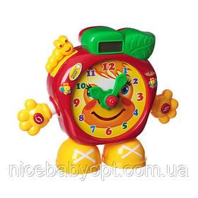 Интерактивные часы, говорящие часы, рус.язык,LCD дисплей, часы обучающие который час