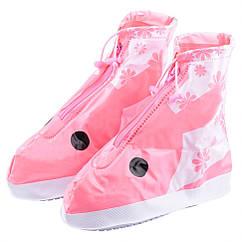 Дождевики для обуви Metr+ CLG17226M размер M 22 см (Розовый)