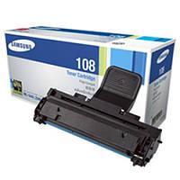 Заправка принтера Samsung ML-1640/1641, заправка картриджа Samsung MLT-D108S