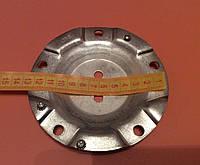 """Фланец металлический (""""ребристый-волнообразный"""") Ø125мм / под 5 болтов для бойлеров"""