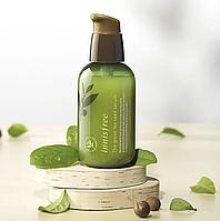 Интенсивная увлажняющая сыворотка для лица с экстрактом зеленого чая Innisfree The Green Tea Seed Serum 80ml