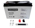 Акумуляторні батареї Challanger 12v/6V