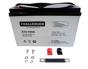 Акумуляторна батарея 12V 100Ah Challenger A12-100 ( VRLA AGM )