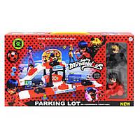 """Іграшковий Паркінг """"Леді Баг"""" 553-131"""