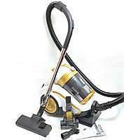 Пылесос Rainberg RB-658 5200 Вт контейнерный пылесос Rainberg 5Л мощный пылесос для дома