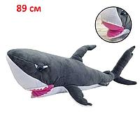 М'яка іграшка акула 89см з IKEA Копія