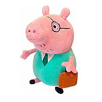 М'яка іграшка Тато Свин