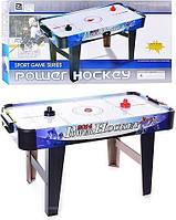 Хокей Аерохокей дерев'яний настільний Power Hockey ZC 3005 C