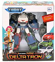 Робот-трансформер Тобот 3 машинки Tobot DELTA TRON