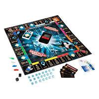 Монополія Настільна гра Банк без кордонів з банківськими картками B6677 Люкс копія