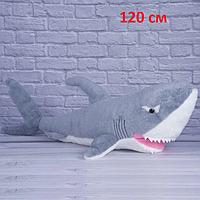 Мягкая игрушка акула 120 см из IKEA Копия