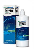 Раствор для контактных линз:  ReNu MultiPlus 240ml, Bausch & Lomb