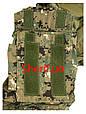 Рубашка тактическая TMC G3 Combat Shirt AOR2, фото 7