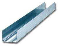Профиль для гипсокартона направляющий UD 28/27 (3м, 4м) сталь 0,55мм