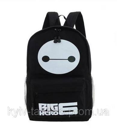 Городской рюкзак Big Hero черный