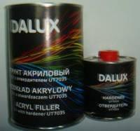 Автомобильный грунт DALUX 5 +1 2К акриловый белый 0,8 л. + отвердитель 0,16 л.