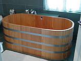 Гидромассажная ванна камбала  Blumenberg 135 x 73, фото 4