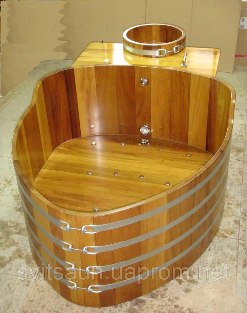 Бочка-Купель для сауны и бани Blumenberg 168 x 106