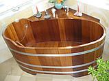 Гидромассажная ванна камбала  Blumenberg 135 x 73, фото 5