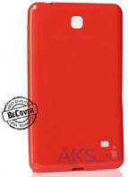 Чехол для планшета BeCover Silicon case Samsung T230 Galaxy Tab 4 7.0 Red (700544)
