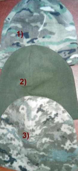 Шапка армейская зимняя