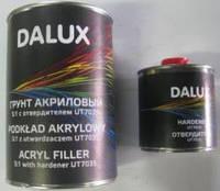 Автомобильный грунт DALUX 5 +1 2К акриловый серый 0,8 л. + отвердитель 0,16 л.