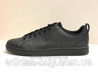 Оригинальные Мужские кеды кроссовки adidas ADVANTAGE CL F99253 повседневные цвет:чёрный