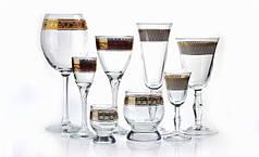 Бокалы, стаканы, пивные кружки, стопки