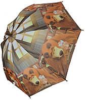 Зонт-трость «Маша и Медведь», фото 1