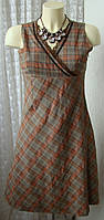 Платье женское легкое демисезонное миди Mustafa Gulsoy р.42-44 5321