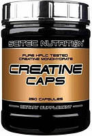 Купить креатин Scitec Nutrition Creatine Caps, 250 caps