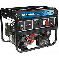 Генератор 2,8/7 кВа, Mitsubishi GM401PE, 9,6 кВт/13 л.с., бак 25 л, 85 кг AGT 8203 MSB.