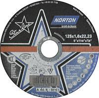 Зачистной круг Norton StarLine 125x6.4x22.2